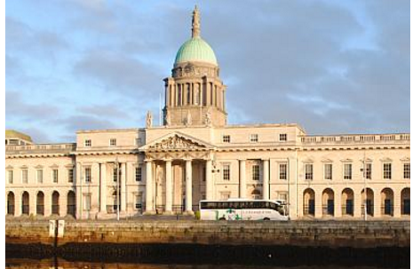 Coach Hire Ireland in Dublin City